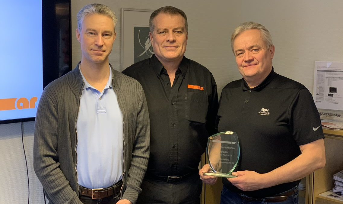 BEST DISTRIBUTOR IN EUROPE!                              From AMPLIFIER RESEARCH